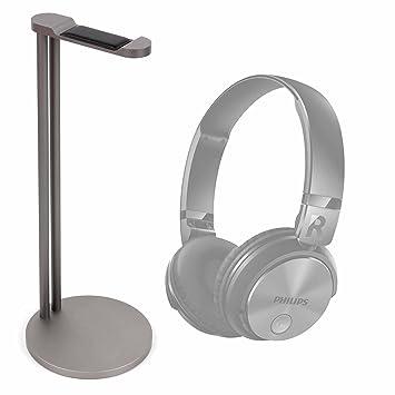 Soporte de acero para Auriculares Philips SHB8750NC/27 , SHB8850NC , SHP1800/00 /