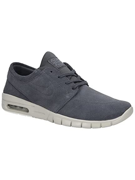 a9d49d974a1 Nike SB Stefan Janoski Max L  Dk Grey Dk Grey Light Bone Summit ...