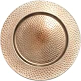 The Urban Port Set of 8 Copper Charger Plate