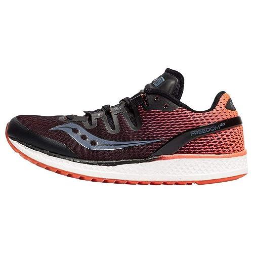 Saucony Freedom ISO, Zapatillas de Deporte para Mujer: Amazon.es: Zapatos y complementos