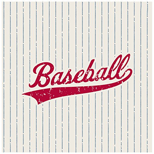 Baseball Birthday Party Supplies 48 Pack Lunch -