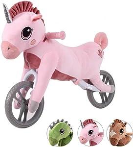 Yvolution My Buddy Wheels Dino Unicorn Horse Balance Bike