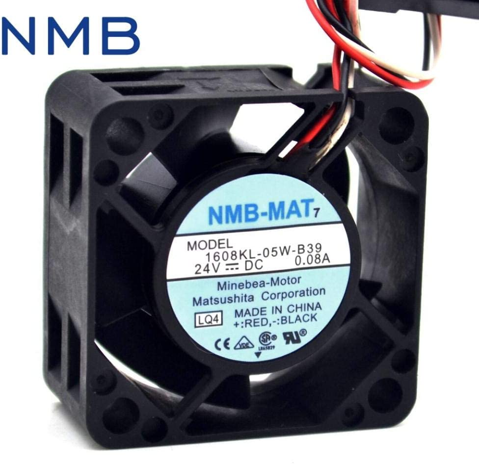 404020mm 1608KL-05W-B39 4020 24V 0.08A Fanuc Fan Heatsink for Nmb 1pcs