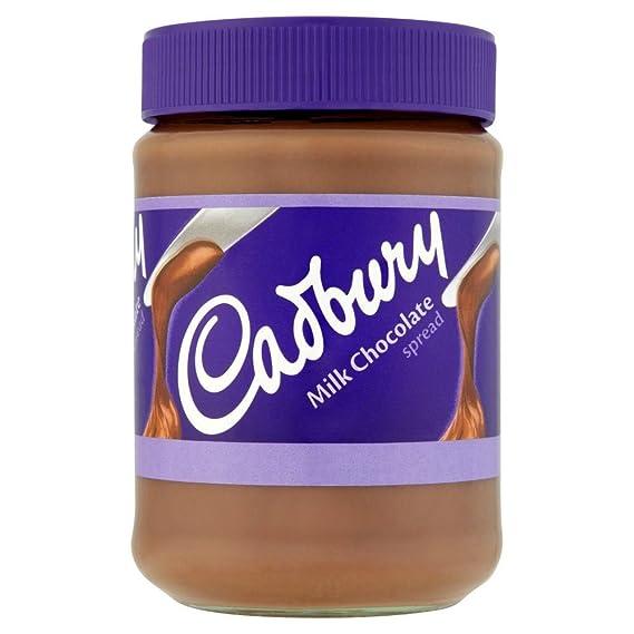 Cadbury - Crema de cacao untable - 400 g