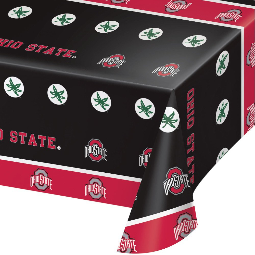 Ohio State University Table Cover