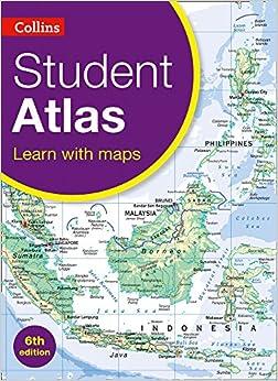 Collins Maps - Collins Student Atlas