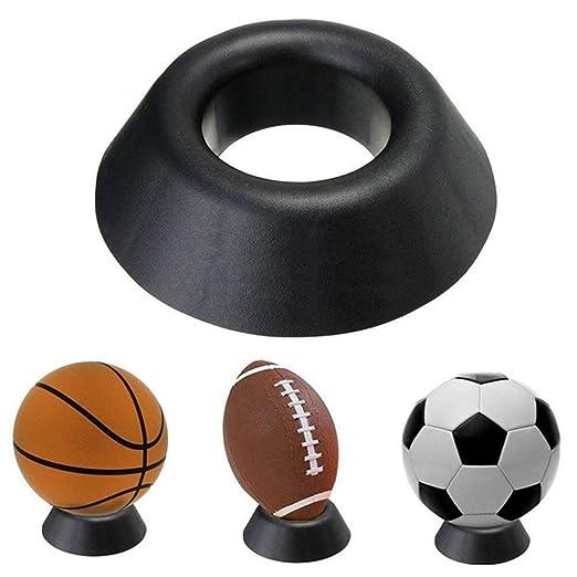 Qincling - Soporte de balón de Baloncesto para fútbol, Rugby ...
