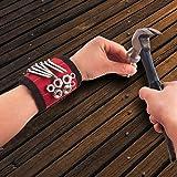KHTONE Magnetic Wristband, UPGRADED 5Embedded Super