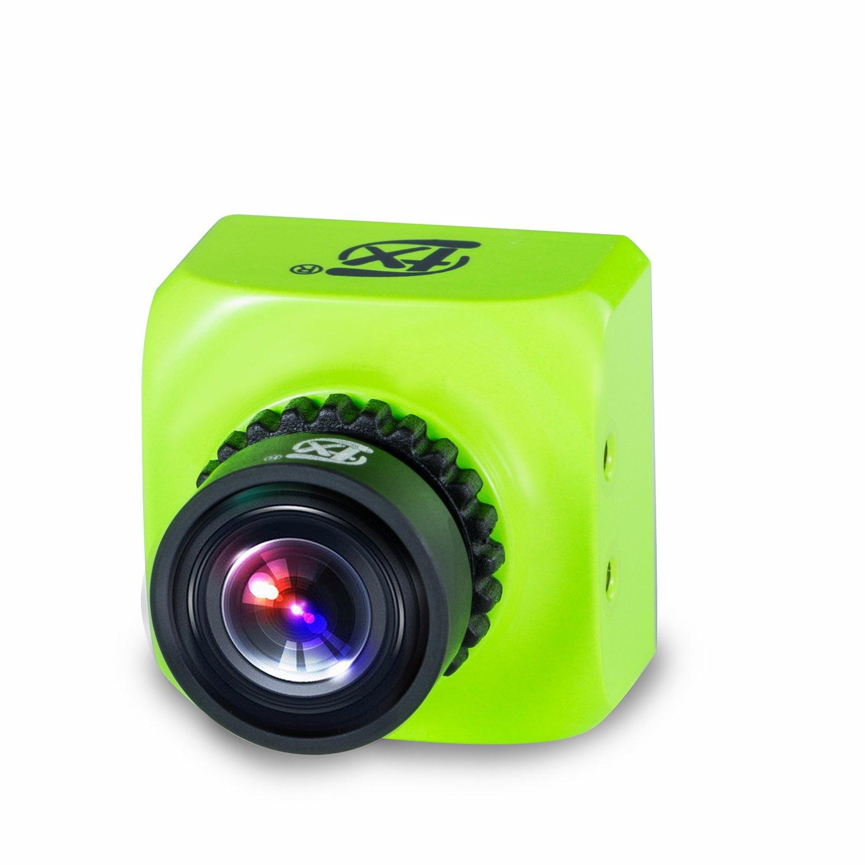 FXT T72 Mars Pro Camera 1000TVL Mini Camera with OSD (Green)