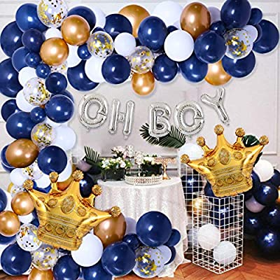 Royal Blue And Gold Baby Shower Decorations Packages from images-na.ssl-images-amazon.com