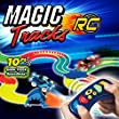 Ontel Magic Tracks RC with Remote Control Turbo Race Cars and 10 ft of Flexible, Bendable Glow in the Dark Racetrack, As Seen on TV