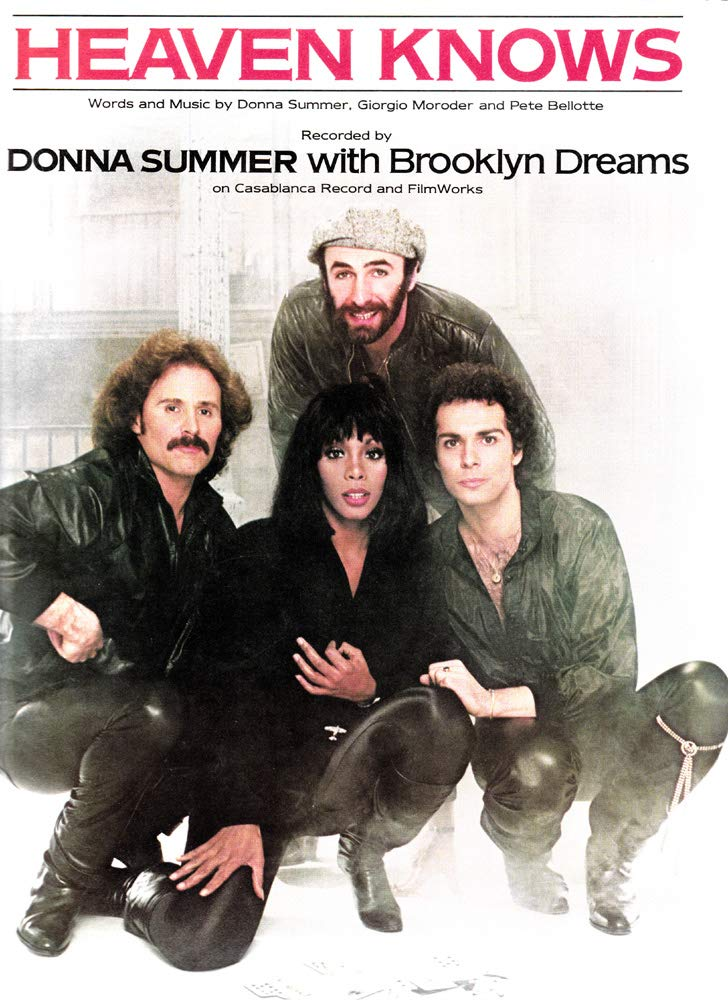 Heaven Knows - Recorded by Donna Summer with Brooklyn Dreams