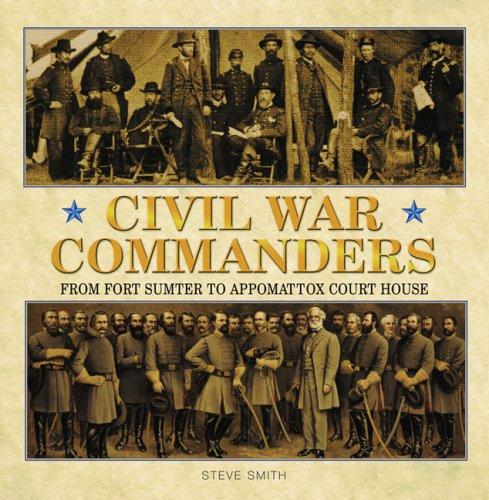 Price comparison product image Civil War Commanders (The Commanders Series)