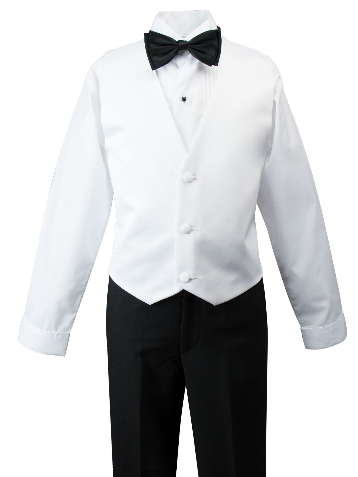 No Tail Spring Notion Big Boys Modern Fit Tuxedo Set