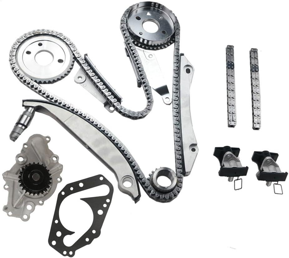 Diamond Power Timing Chain Kit works with Chrysler 300 Sebring Dodge Charger Intrepid Stratus Magnum 2.7L V6 DOHC