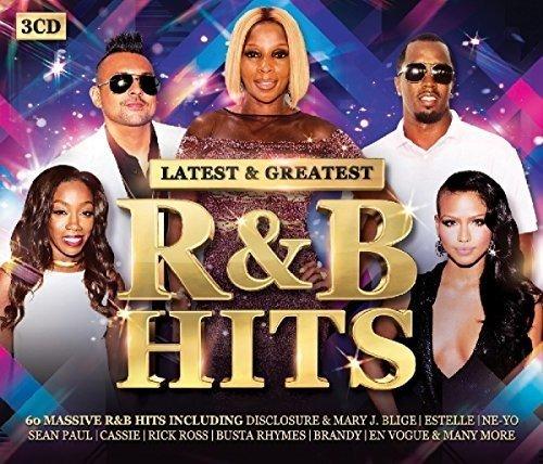 VA - Latest And Greatest RandB Hits - 3CD - FLAC - 2016 - NBFLAC Download