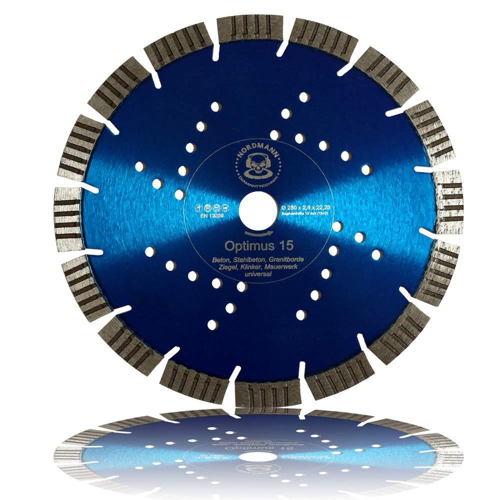 Nordmann Diamant-Trennscheibe FS 850 speed 115 x 22,23 mm