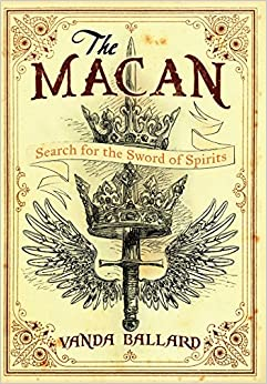 Book The Macan: Search for the Sword of Spirits