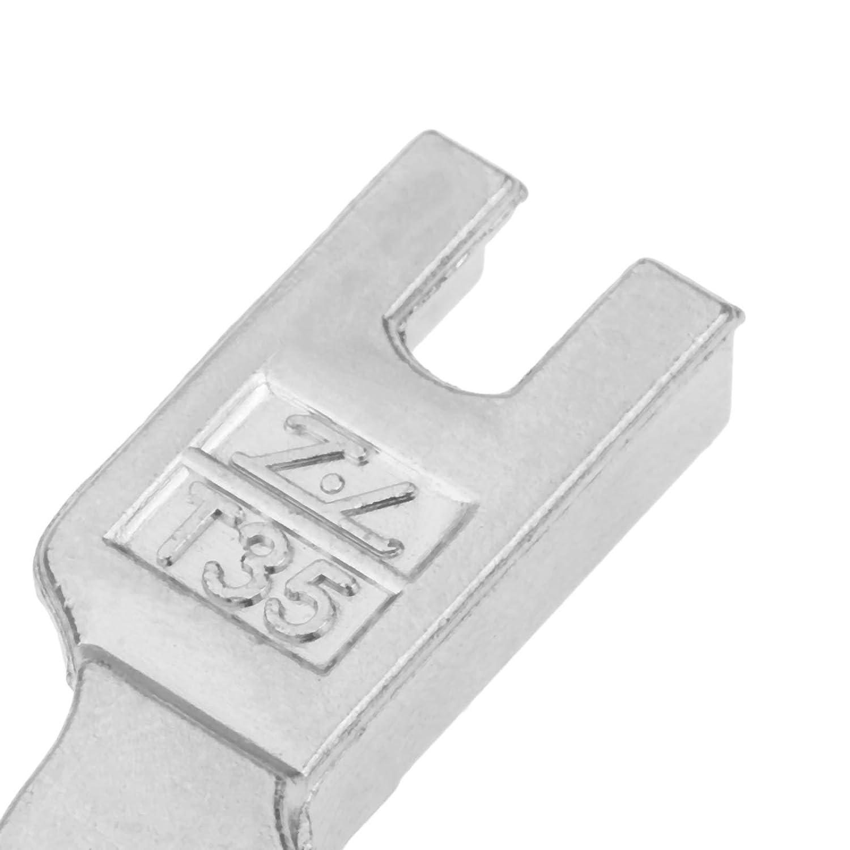 Prensatelas T35 para máquina de coser industrial con bisagras de telón para Brother Juki: Amazon.es: Juguetes y juegos