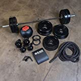 Xtreme Fit Package with 320 lb. Bumper Set, Bar, Accessories