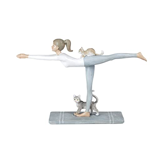 Vidal Regalos Figura Decorativa Clasica Chica Yoga Resina 29 ...