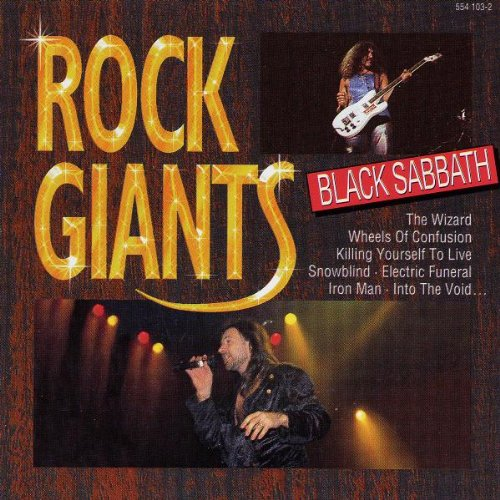 Ozzy Osbourne - Rock Giants - Zortam Music
