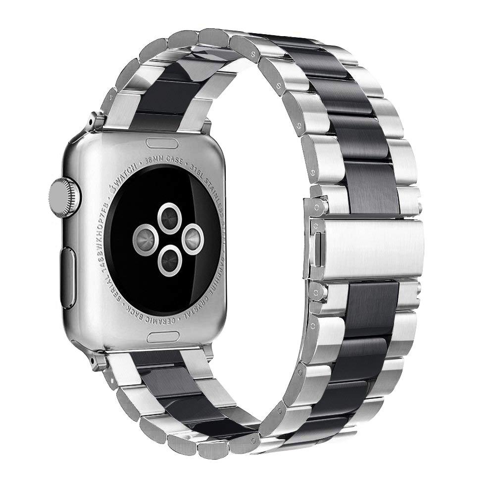 Malla Acero para Apple Watch (38/40mm) SIMPEAK [7FGDSTMN]