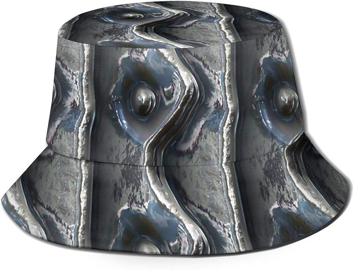 Riveted Metal Steel Bucket...