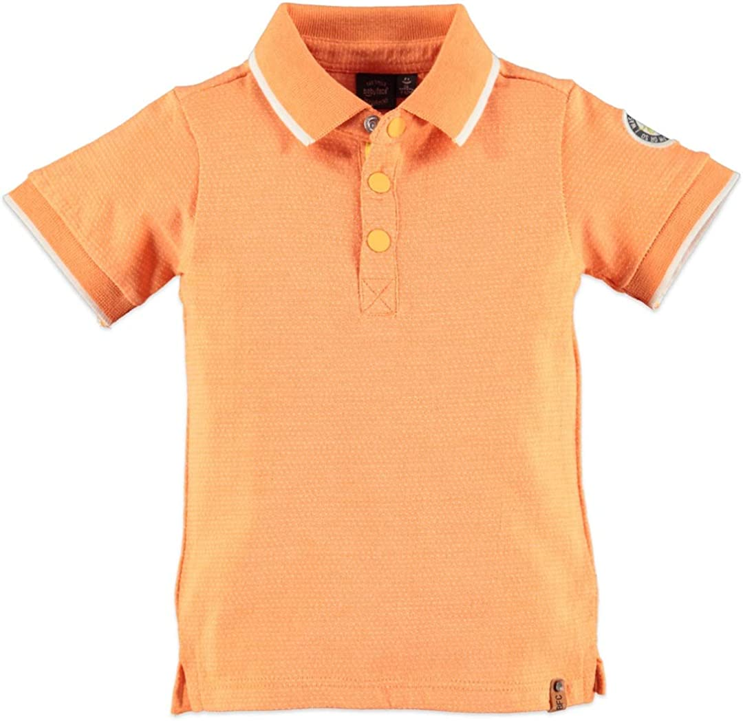 Babyface 0107635 - Polo para niño, Color Naranja neón: Amazon.es ...