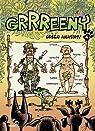 Grrreeny, tome 4 : Green anatomy par Midam