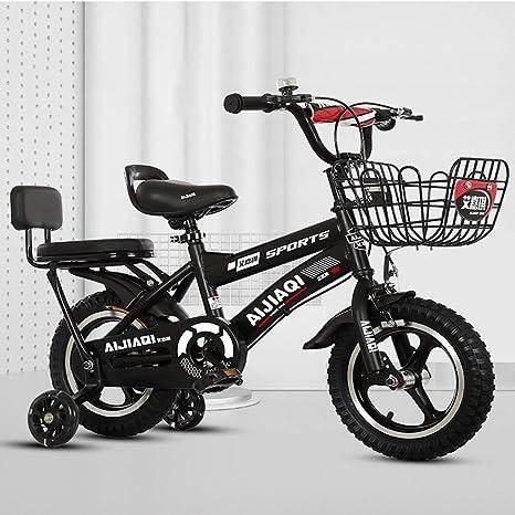 Bicicletas Infantiles Para 3-7 AñOs, 14 Pulgadas Bicicleta Con ...