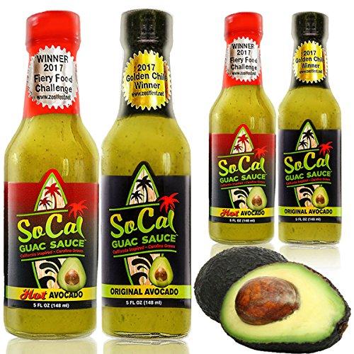 California Mild Sauce - 3