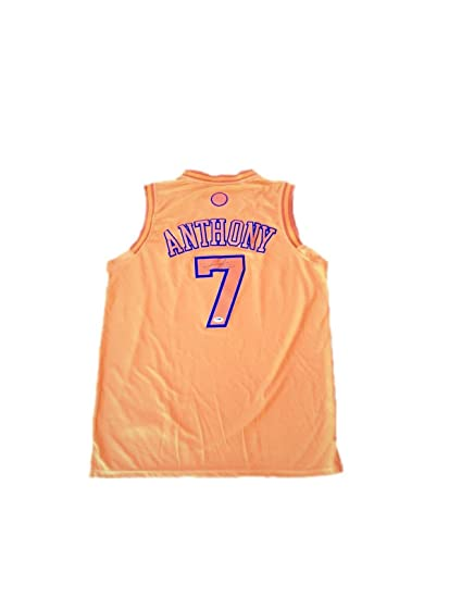 new photos 40ae9 7efd6 Carmelo Anthony Autographed Jersey - Christmas Day - PSA/DNA ...
