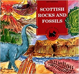 Scottish Rocks and Fossils: Activity Book (Scottie Books)