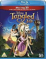 Tangled (Blu-ray 3D + Blu-ray) [Region Free] [UK Import] by Disney