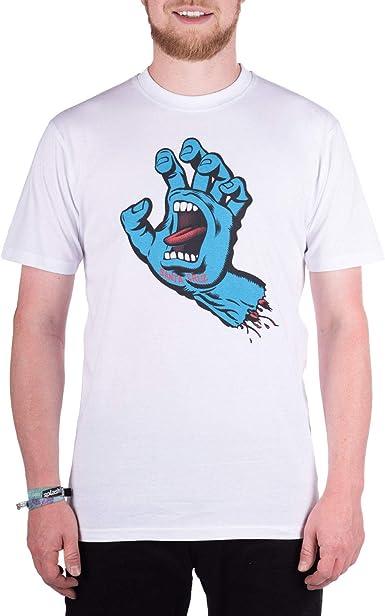 SANTA CRUZ T-Shirt Screaming Hand - Camiseta/Camisa ...