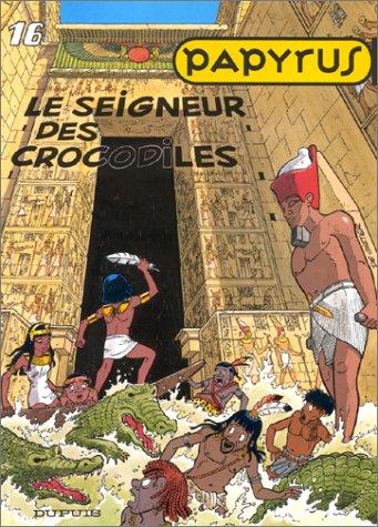 Papyrus-t16-le seigneur des crocodiles
