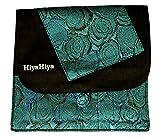 HiyaHiya Interchangeable 5-inch (13cm) Sharp Steel Knitting Needle Set; Small Tip Sizes (US 2-8) HISSTINKIT5SM