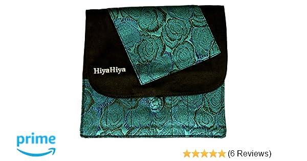 SMALL sizes with 5 tips HiyaHiya Interchangeable Steel Knitting needle set