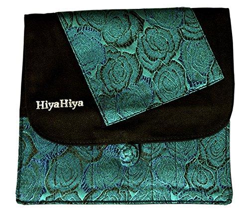 HiyaHiya Interchangeable 5-inch (13cm) Sharp Steel Knitting Needle Set; Small Tip Sizes (US 2-8) HISSTINKIT5SM by HiyaHiya B00E1V0E1Y