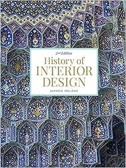 History Of Interior Design Amazoncouk Jeannie Ireland 9781501319884 Books