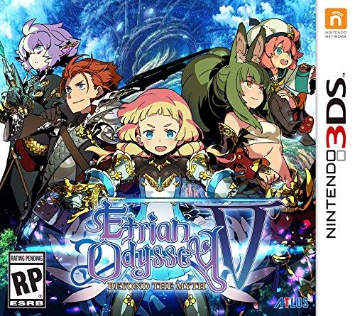 Etrian Odyssey V: Beyond The Myth – Nintendo 3DS
