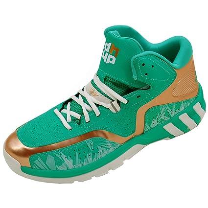 factory price 0e75b f85b3 adidas Performance Scarpa Basketball D Howard 6 Verde D69541