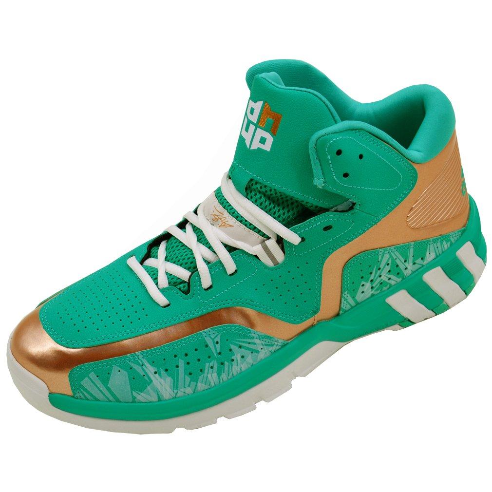 Adidas - Chaussure Basketball D Howard 6 Vert D69541