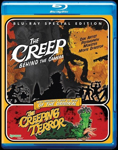 - The Creep Behind The Camera [Blu-ray]