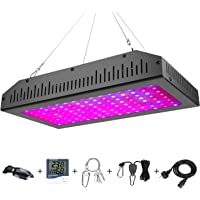 1200W LED Plant Grow Light Full Spectrum Indoor Plants Light Growing Lamp for Daisy Chain, Rope Hanger,Hydroponic…