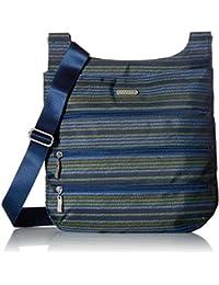 Big Zipper Cross-Body Bag