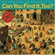 Can You Find It, Too?: Search and Discover More Than 150 Details in 20 Works of Art