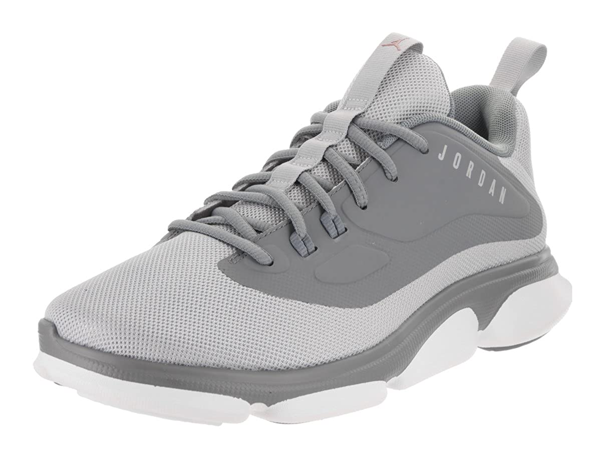 846d7f70684 Amazon.com: Nike Jordan Impact TR Mens Cross-Trainer-Shoes 854289-004_11.5  - Cool Grey/Gym RED-Wolf Grey-White: Shoes