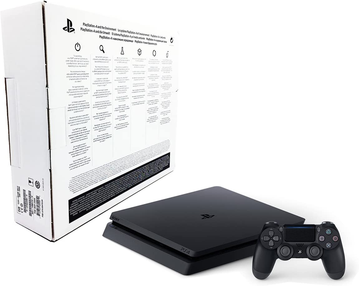 PS4 1Tb Slim Playstation 4 Consola - NUEVA - CAJA BLANCA: Amazon.es: Informática